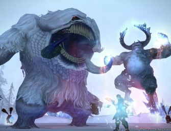 Final Fantasy XIV: A Realm Reborn 2.4 Dreams of Ice Content Patch