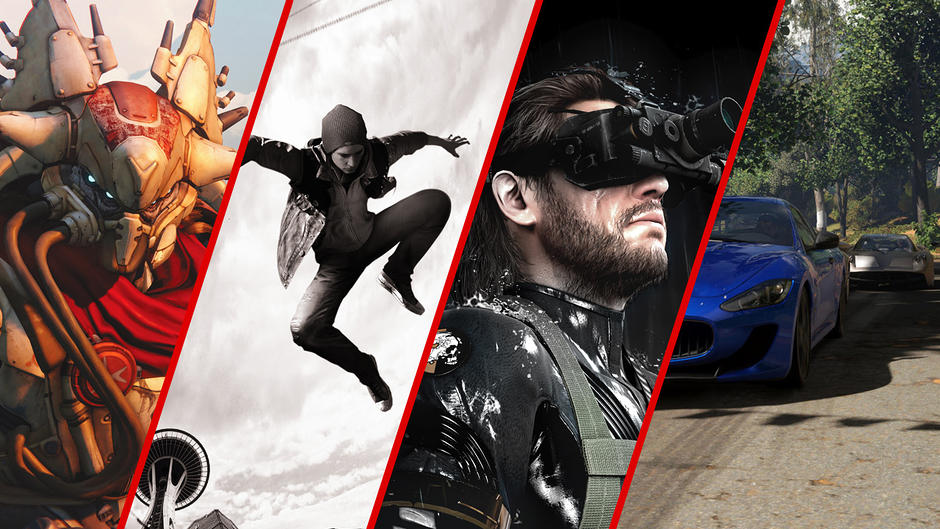 game releases 2014