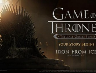 Telltale Games Opens Up About Game of Thrones Title