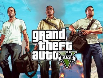 Day-One Patch For GTA 5 On PS4, Xbox One