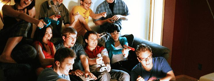 Holiday weekend gaming