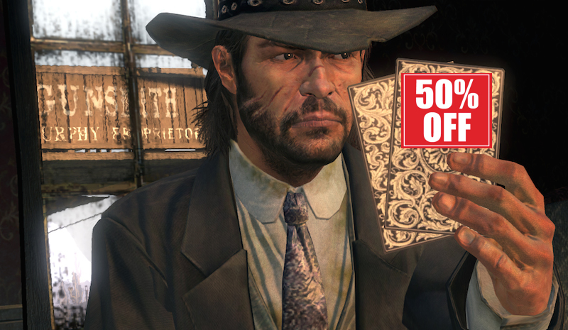 Red Dead Coupons