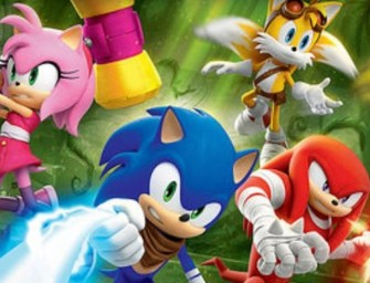 Sonic Boom Makes Me Want a Real Sonic Metroidvania