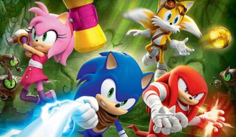 Sonic Boom Shatterd Crystal Leviathyn