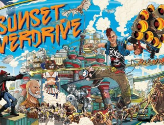 Play Sunset Overdrive For Free This Weekend