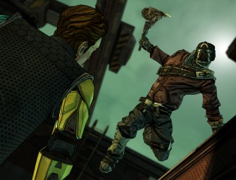 Telltale Games Premieres Tales from the Borderlands Trailer