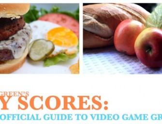 Have Your Games And Eat Them Too With 'Fry Scores'