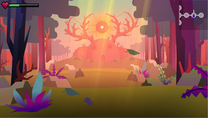 The world of Severed is as haunting as it is beautiful
