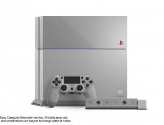 Sony Reveals 20th Anniversary Edition PS4