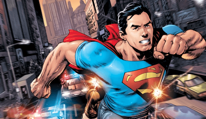 Superman: Blueprint for a Great Video Game