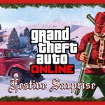Grand Theft Auto Online Wishes Players Happy Holidays