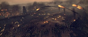 picture from a Total War Atilla siege
