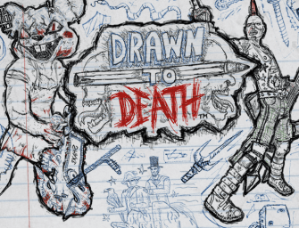 Playstation Experience: Hands-On With Drawn to Death