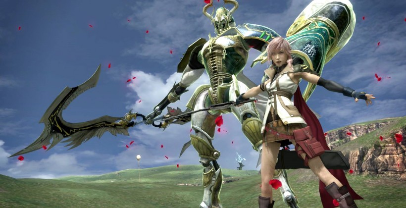 Final Fantasy XIII Steam Patch