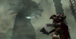 God of War--Hydra Boss 1