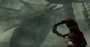 God of War--Hydra Boss 2