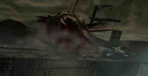 God of War--Hydra Boss death