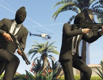 Rockstar Reveals Grand Theft Auto Online Heists