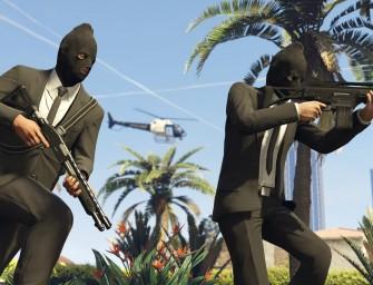 Rockstar Reveals Grand Theft Auto Online Heists