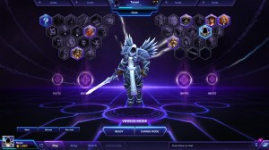 After hours of hard work, and me breaking down to buy a stimpack, I purchased my first and favourite hero: Tyrael.