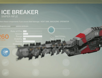 Destiny Update 1.1 Tweaks Exotics, Upgrades, Farming