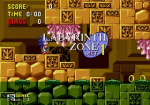 labyrinth zone act 1