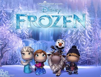 New Frozen DLC Freezes Over Little Big Planet 3
