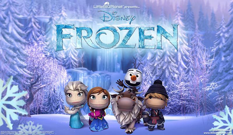 LBP 3 Frozen DLC Leviathyn
