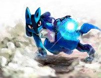 Lucario Amiibo Available For Pre-Order Now