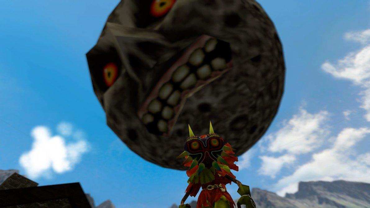 Majora's Face-Lift