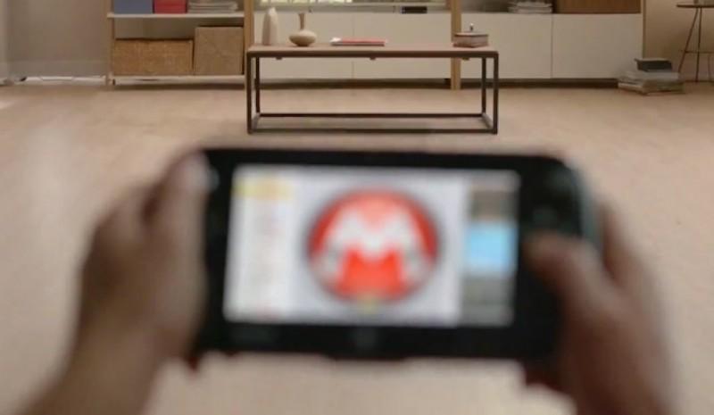 New Wii U Gamepad