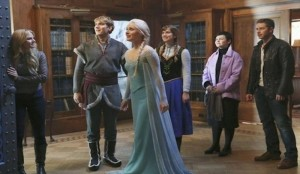 OUAT S4 Heroes & Villains Elsa:Anna Tabloid.io