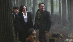 OUAT The Fall Regina:Henry:Robin Tabloid.io