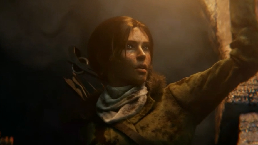 Rise of the Tomb Raider Microsoft Publishing