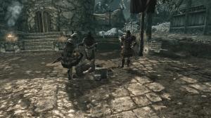 skyrim execution