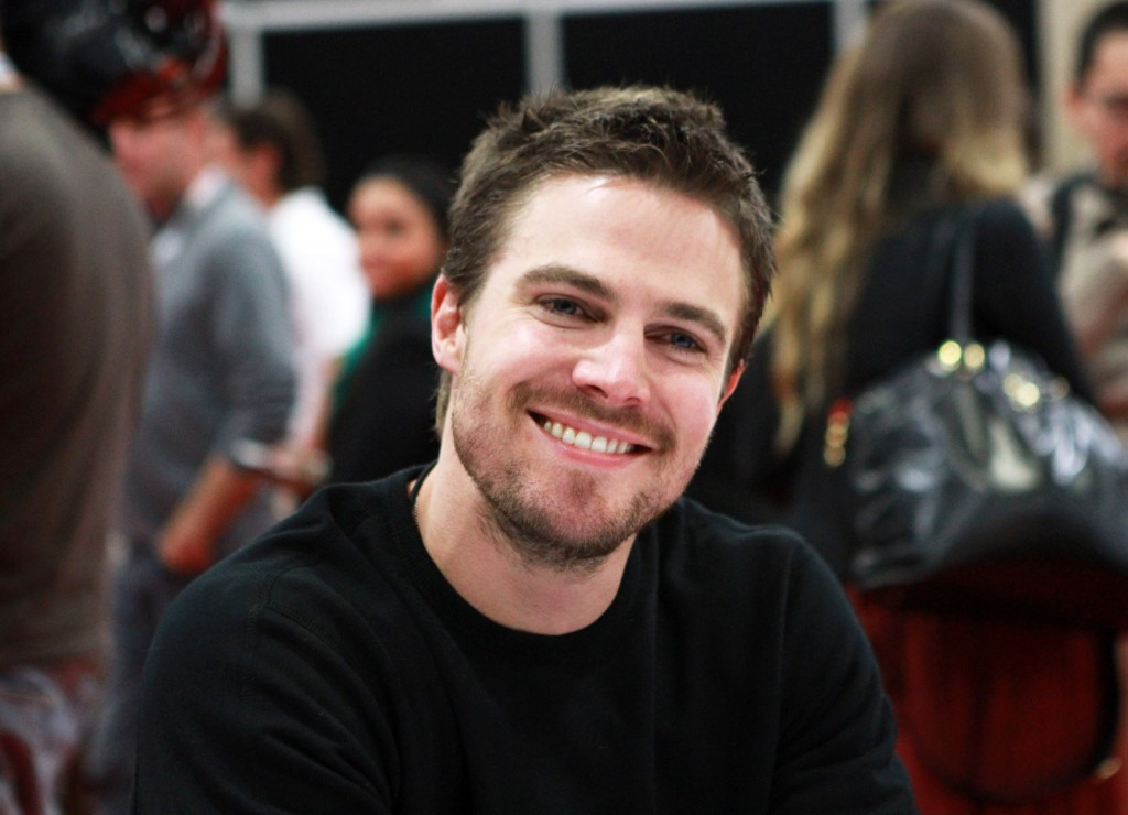 'Arrow' press conference at The New York Comic Con in NYC