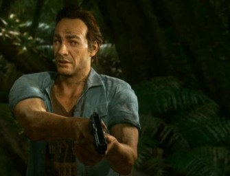 Uncharted 4 Gameplay Footage Shown