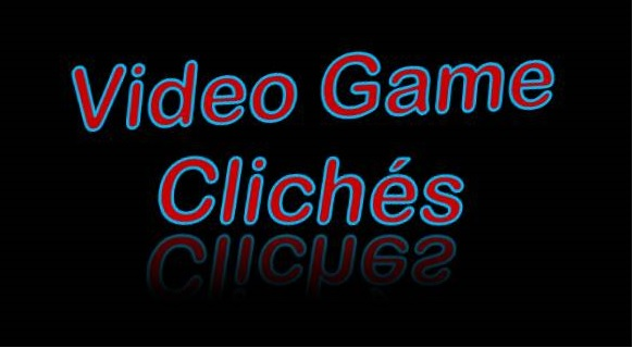 Video Game Cliches image–small
