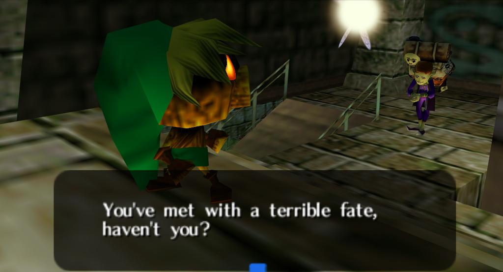 you've met