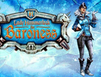 Meet Lady Hammerlock, Newest Borderlands Pre-Sequel Character