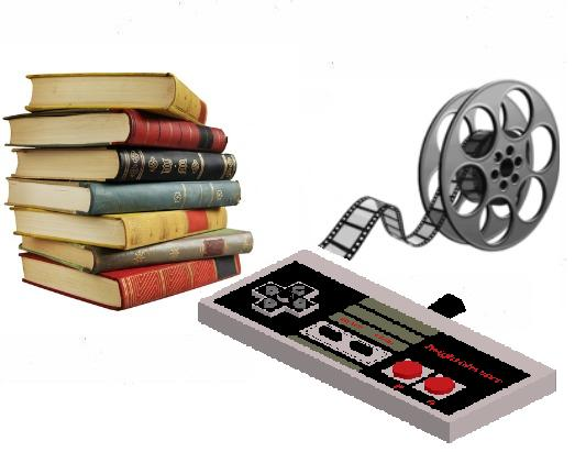 Books And Films That Would Make Epic Videogames.
