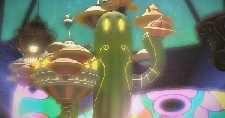 The Manderville Gold Saucer has all the ostentatious and gaudy feel of the original. Hopefully it will be as fun.