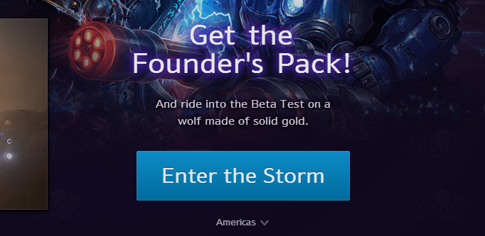 Founder's Pack