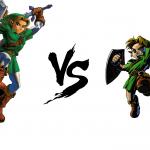 Battlecast Episode 1: Ocarina of Time vs. Majora's Mask