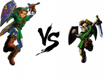 Battlecast Episode 1: Ocarina of Time vs. Majora's Mask