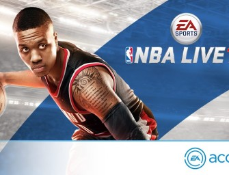 NBA Live 15 now available for EA Access