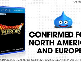 Dragon Quest Heroes Coming to the West
