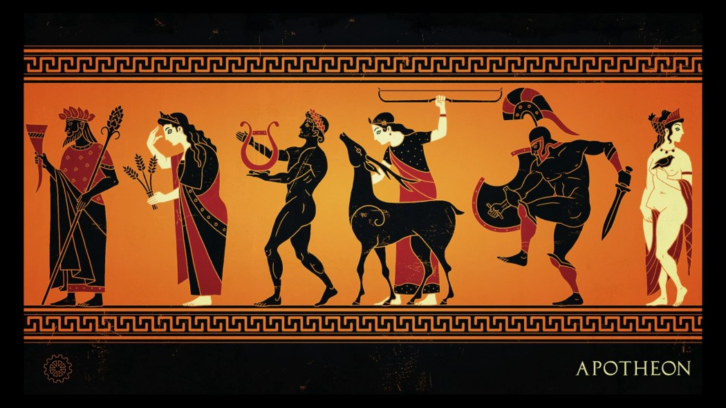 Apotheon Review Mediocrity Of The Gods