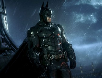 Here's the new Batman: Arkham Knight Trailer