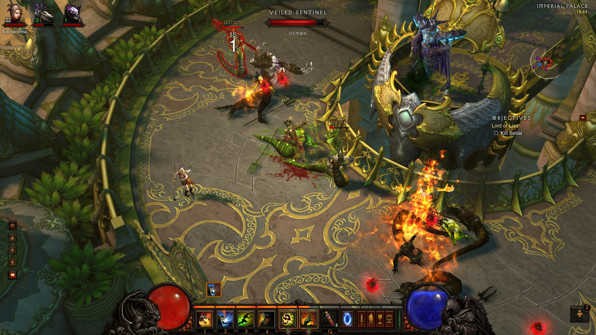 Diablo 3 Getting Microtransactions (Except For America)